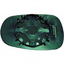 GLACE DE RETROVISEUR GAUCHE RENAULT CLIO (00-05) + CLIO CAMPUS (06) - CHAUFFANTE