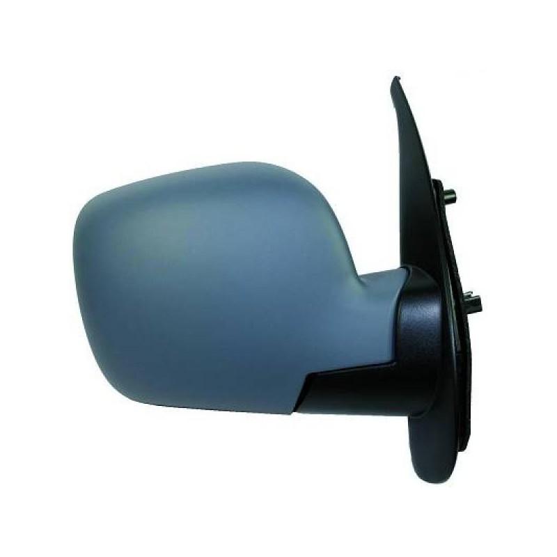 retroviseur gauche renault kangoo 08 13 electrique chauffant a peindre autodc. Black Bedroom Furniture Sets. Home Design Ideas