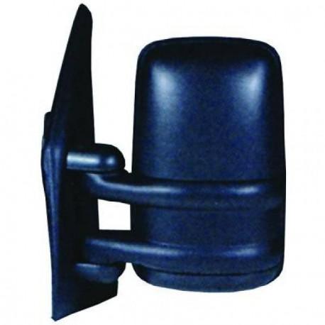 retroviseur gauche renault master 99 03 bras court 60mm electrique chauffant. Black Bedroom Furniture Sets. Home Design Ideas