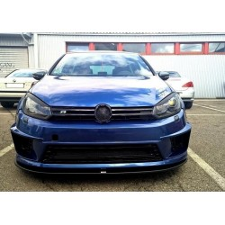 LAME DU PARE-CHOCS AVANT VW GOLF VI (POUR R400 PARE-CHOCS)