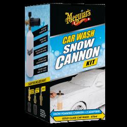 CANON A NEIGE / A MOUSSE MEGUIARS SNOW CANNON + PRODUITS  ULTIMATE SNOW FOAM