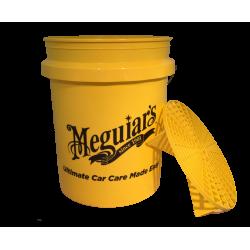 Pack seau Meguiars + grille - Bucket Meguiar's