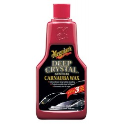 Meguiar's Deep Crystal Carnauba Wax Step 3- 473 ml