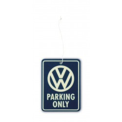 DESODORISANT AUTO VW - FRESH/ PARKING ONLY - VINTAGE