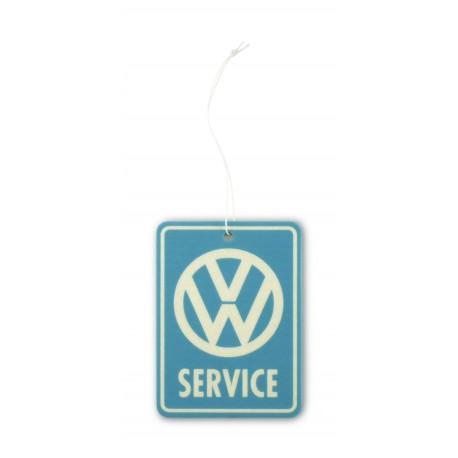 DESODORISANT AUTO VW - NEW CAR/ VW SERVICE - VINTAGE