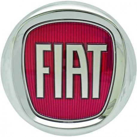 logo embleme d 39 origine fiat 500 07 15 autodc. Black Bedroom Furniture Sets. Home Design Ideas
