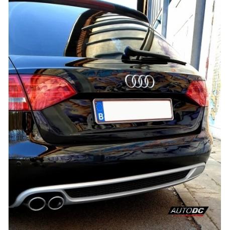 Sport Arrière Diffuseur Utilisation avec Grille pour Audi A4 B8 Berline avant