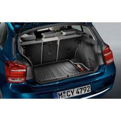 TAPIS DE COFFRE D'ORIGINE BMW POUR BMW SERIE 1 F20 F21 (11-19) AUSSI LCI - NOIR
