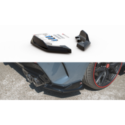 Lames De Pare-Chocs Arrière Latérales V.4 BMW 1 F40 M-Pack/ M135i