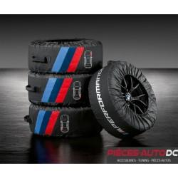 Sacs de pneus d'origine BMW M-performance - 4 Pièces originales BMW