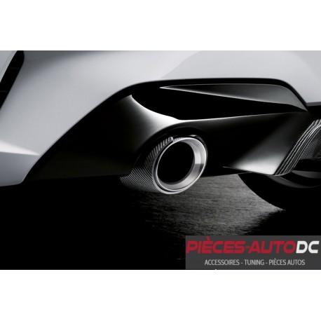 Embout de tuyau d'échappement d'origine BMW - M-Performance pour BMW F40 - F44 -X2 F39