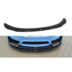Lame du pare-chocs avant / Splitter BMW M4 F82 M-performance