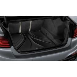 TAPIS DE PROTECTION DE COFFRE D'ORIGINE BMW POUR BMW SERIE 5 G30 BERLINE (16-21) AUSSI LCI - NOIR - AUSSI M5 F90