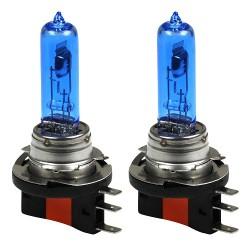 SET DE 2 AMPOULES HALOGENES POWERTEC EFFET XENON HB4 12V DUO