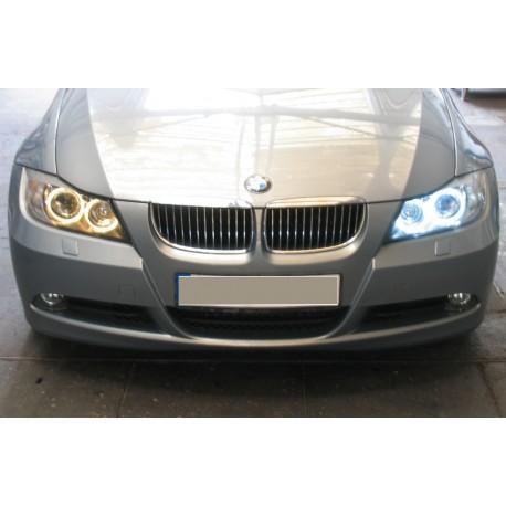 PHARE AVANT GAUCHE HALOGÈNE POUR BMW SÉRIE 3 E90/E91 (05-08) - MARQUE DE PREMIÈRE MONTE - H7/H7