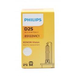 AMPOULE XENON PHILIPS D2S VISION 85V 35W