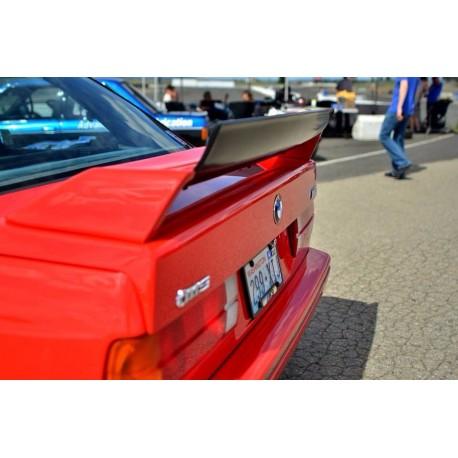 SPOILER DE COFFRE BMW E30 (BERLINE - CABRIOLET - COUPÉ) - ABS - M-TECH 2