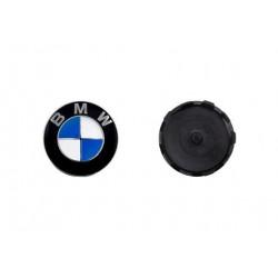 Centre de jante d'origine BMW M-performance pour jante chromée - 1 pièce
