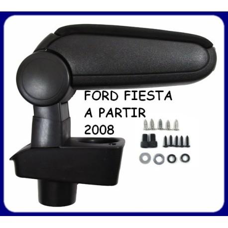 ACCOUDOIR FORD FIESTA MK7 (08-17) - FINITION CUIR OU TISSUS