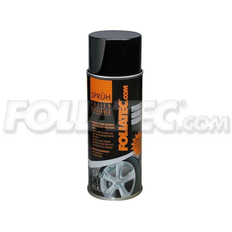 bombe 400ml remover spray pour retirer la peinture foliatec jantes spruhfolie autodc. Black Bedroom Furniture Sets. Home Design Ideas