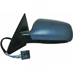 RETROVISEUR DROIT COMPLET AUDI A6 C5 4B (99-04) 10 PIN - ELECTRIQUE - CHAUFFANT - RABATTABLE