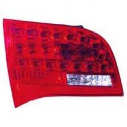 FEU ARRIERE INTERIEUR GAUCHE AUDI A6 C6 4F AVANT - BREAK (04-08) MODELE LED - SANS PORTE AMPOULE