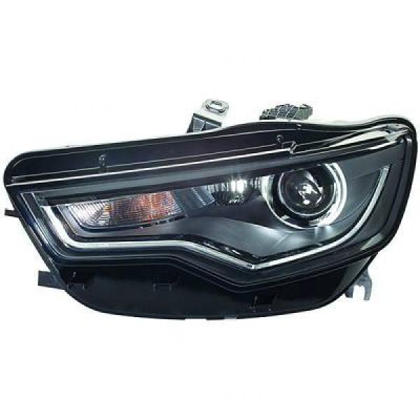 AUDI A5 07-11 Nouveau Pare-chocs avant Foglight Lampe Droit O//S Pour Audi A6 C7 11-14