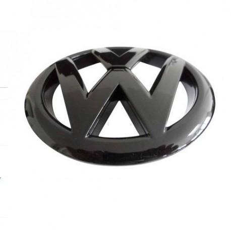 embl me volkswagen pour golf vi 08 12 finition noir autodc. Black Bedroom Furniture Sets. Home Design Ideas