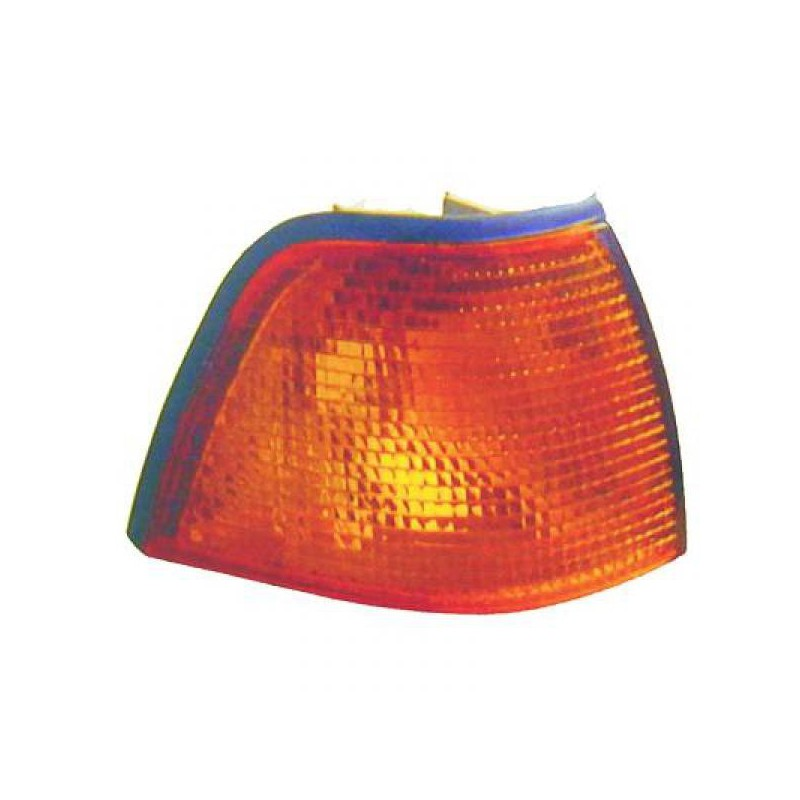 clignotant avant gauche bmw s rie 3 e36 91 99 berline touring compact orange autodc. Black Bedroom Furniture Sets. Home Design Ideas