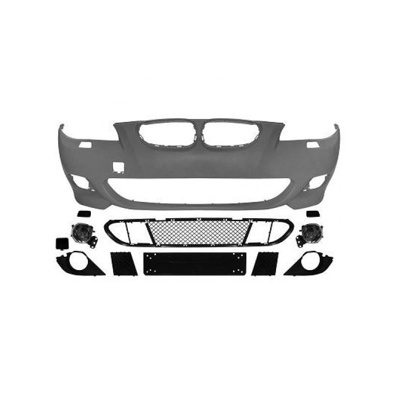03-07 Sport Paquet optique pour PDC Pare choc avant pour BMW 5er e60 e61 Bj