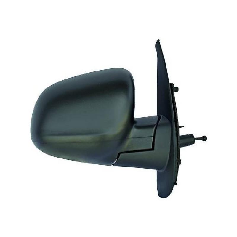 retroviseur gauche renault kangoo 13 17 manuel noir autodc. Black Bedroom Furniture Sets. Home Design Ideas