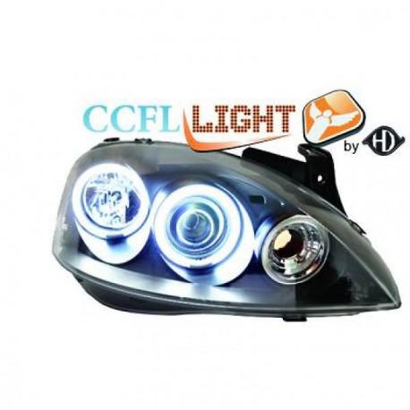 Corsa C 2003-2005 Lh Passager Projecteur 93173256 LQ
