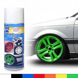 Spray, film à vaporiser, facilement à enlever, vert, 400ml