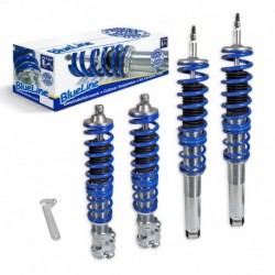 Kit combiné fileté JOM Blueline pour VW Golf 3 + Golf 3 cabrio +  Vento