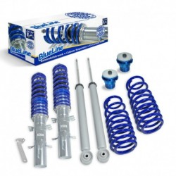 Kit combiné fileté JOM Blueline pour VW Golf 4 + Bora + Variant