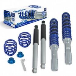 Kit combiné fileté JOM Blueline pour Opel Corsa A + Corsa B + Tigra