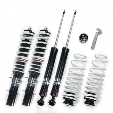 NJT eXtrem kit combiné fileté, réglable en hauteur et en dureté, Audi A3 (8L), fileté/ressort