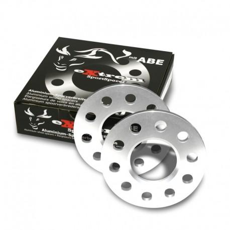 Élargisseurs de voie, 20mm 5/110/108, Alfa/Fiat/Opel/Saab, 65,1 mm
