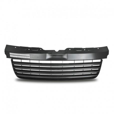 Calandre, JOM, VW T5, 03- (sauf Multivan), sans sigle, noire