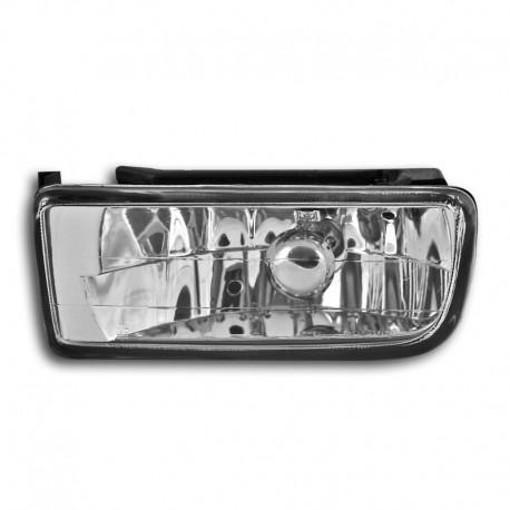 Feux anti-brouillard BMW E36 clair/chrome avec homologation