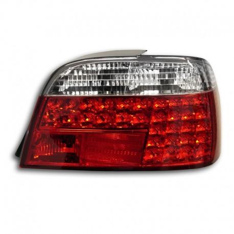 Feux arrière à LED, BMW E38 94-01, clair/rouge
