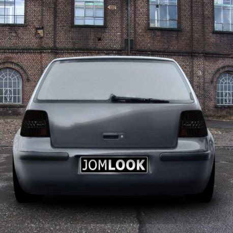 Feux arrière à LED, VW Golf 4, 97-03, noir