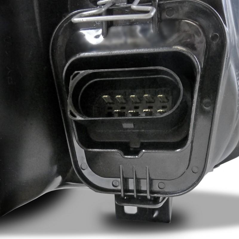 phares avant vw golf 4 98 03 sans antibrouillard face. Black Bedroom Furniture Sets. Home Design Ideas
