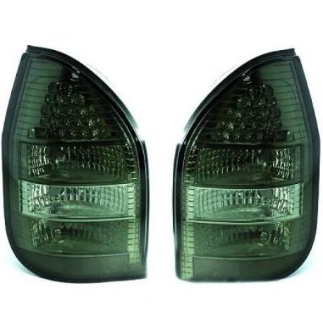 SET DE DEUX FEUX ARRIERES DESIGN A LED OPEL ZAFIRA (99-05) - NOIR