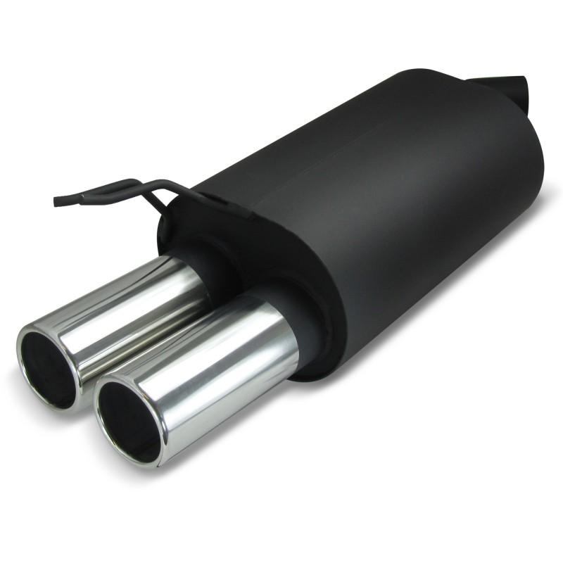 silencieux en acier steelpower certains avec tuyau d 39 chappement pour renault twingo 98 07. Black Bedroom Furniture Sets. Home Design Ideas