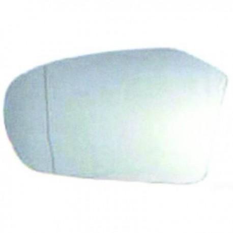 GLACE DE RETROVISEUR GAUCHE COMPLET MERCEDES CLASSE A W169 (04-08) + MERCEDES CLASSE B W245 (05-08) - CHAUFFANTE