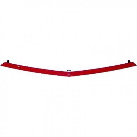 lame de pare chocs avant mercedes classe a w176 amg optik 12 15 rouge autodc. Black Bedroom Furniture Sets. Home Design Ideas