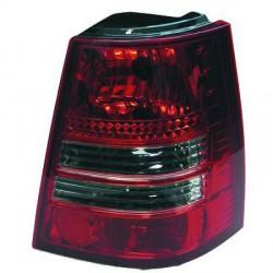 SET FEUX ARRIERES ROUGE - BLANC VW BORA BREAK (98-05) - GOLF 4 BREAK (97-03) - VARIANT