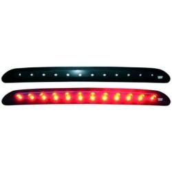 Feu STOP design - LED - Noir - Fumé - VW GOLF 5 (03-08) sauf breack