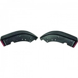 SET DE DEUX AERO SPOILER BMW SERIE 3 E46 BERLINE PACK M (98-05) - 2 PIECES
